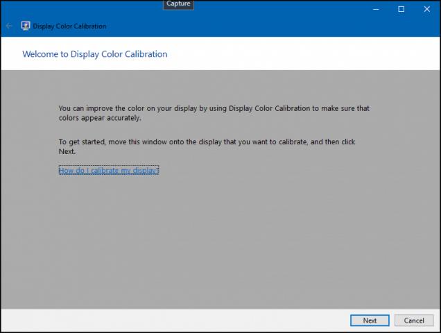 Adjust screen 3