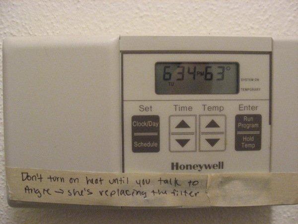 312 Thermostat