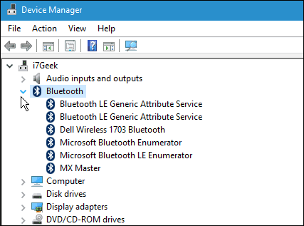 How to Share Files Over Bluetooth in Windows 10