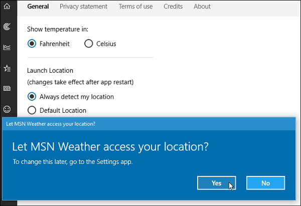 Windows 10 Tip: Add Multiple Locations to the Weather App