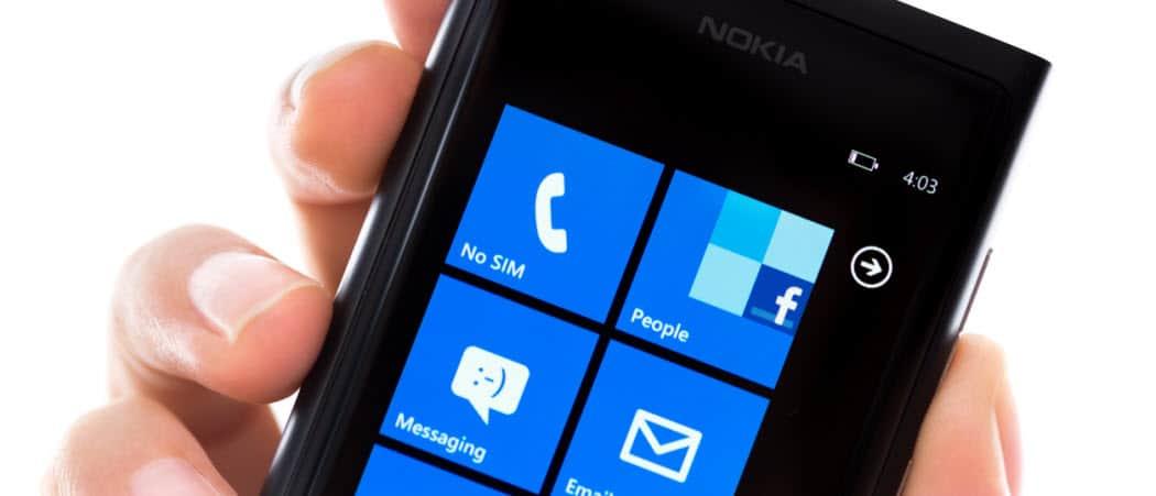 Cómo usar Find My Phone en Windows Phone 8