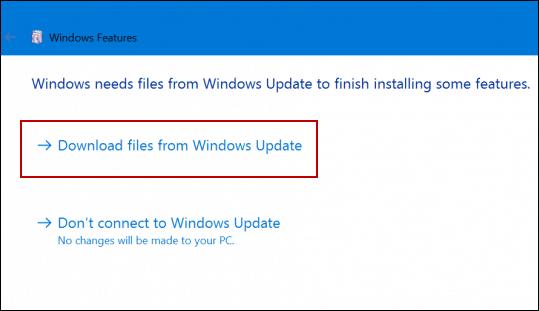 .net install windows update