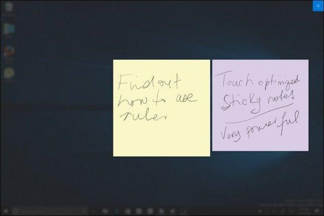 sticky notes 2 FIX