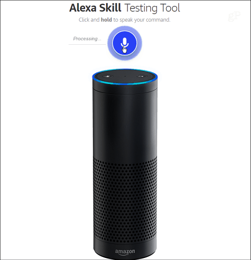 test amazon s alexa digital assistant in your browser. Black Bedroom Furniture Sets. Home Design Ideas