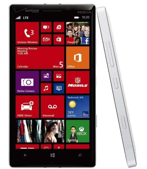 Lumia Icon Windows 10 Mobile