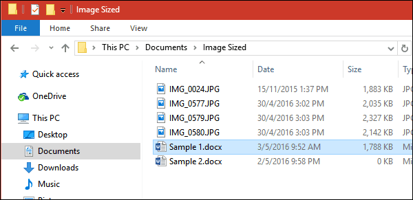 Sample Document 3