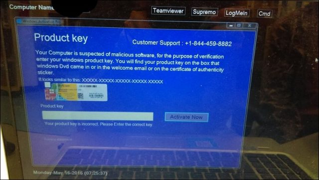activation pro scamware