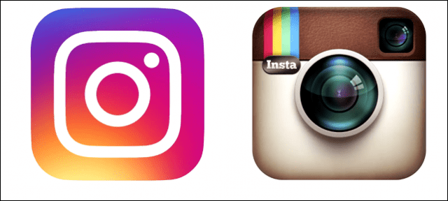 instagram logo old and nw