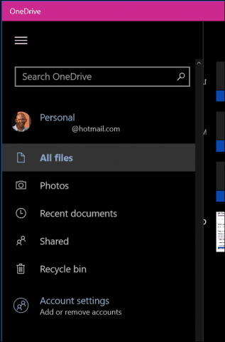 onedrive biz add