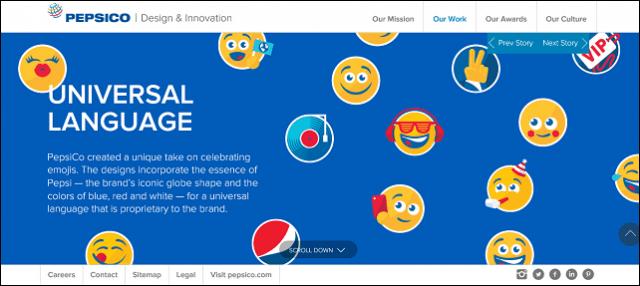 Pepsi moji