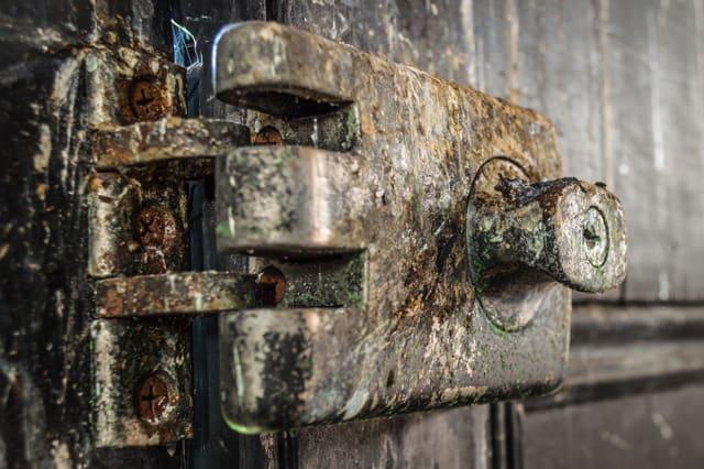 Unlocked Decay
