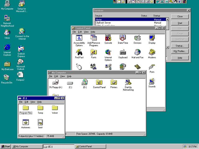 NT 4 UI 2