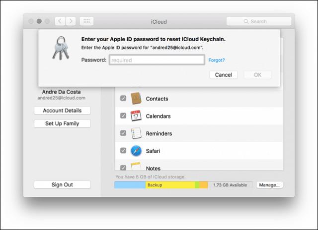 OS X Step 1
