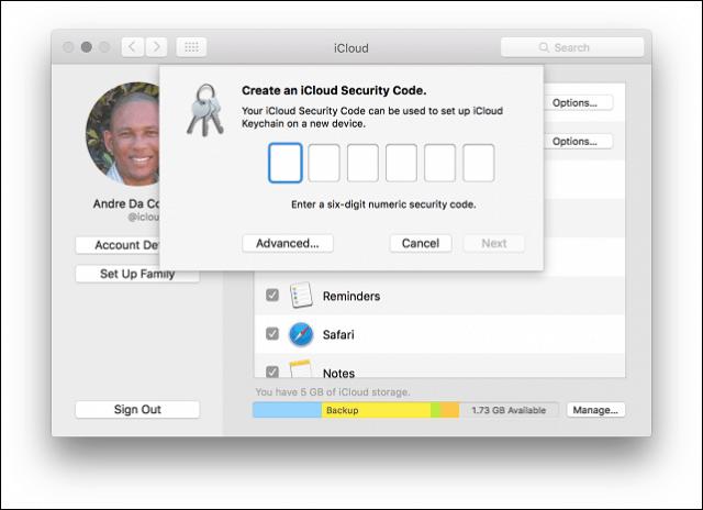 OS X Step 4