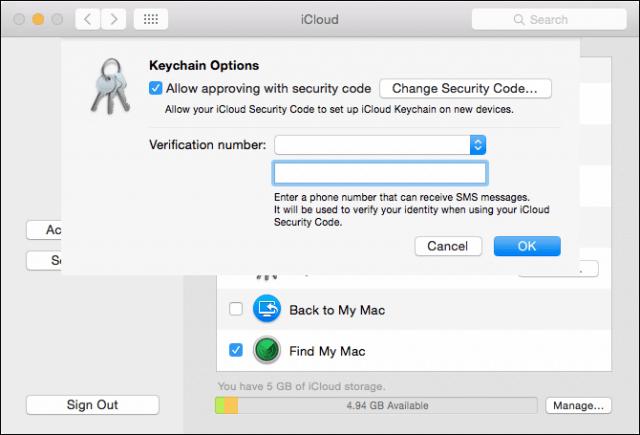 OS X Step 5