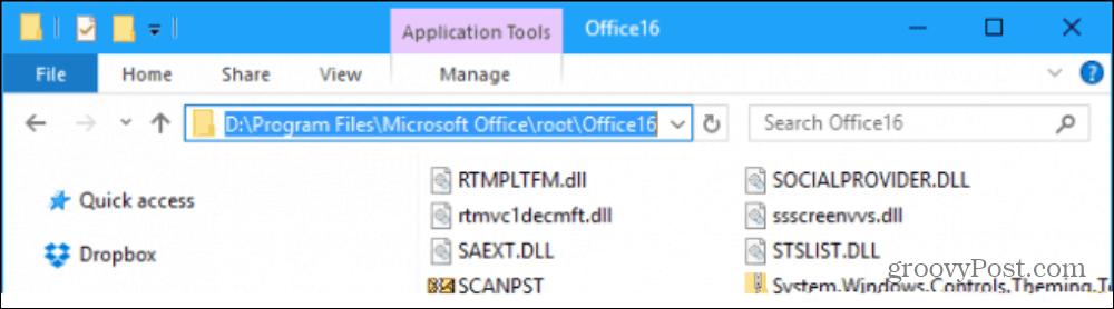 Office Digital Certificate