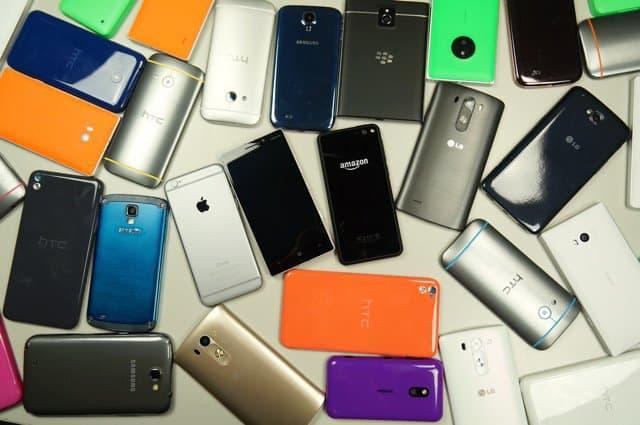 Phones, Phones & Phones