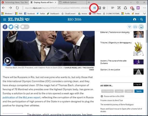 Five Extensions for Microsoft Edge and How to Use Them