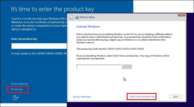 Re-installing Windows 10 free version - Microsoft Community