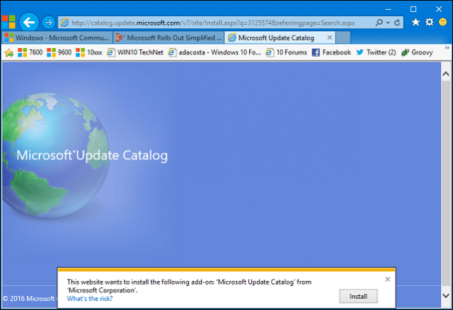 How to Install the Rollup Update for Windows 7 Service Pack 1