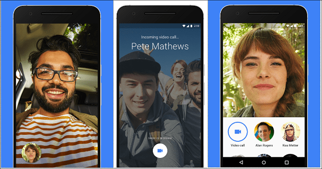 Introducing Google Duo: A Free, Secure Video Calling App for Apple