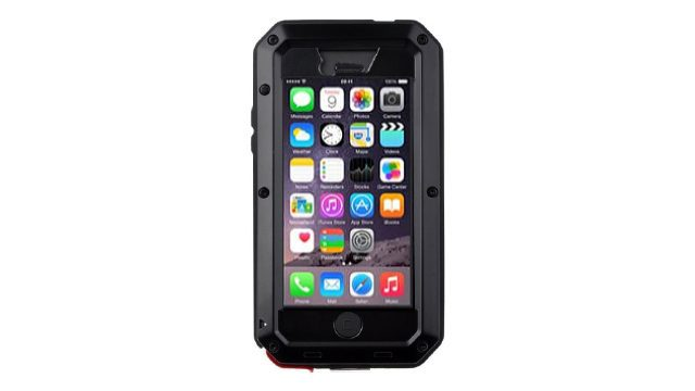 Mangix Military iPhone Case