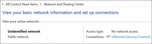 Share Your Network Connection with Hyper-V in Windows 10
