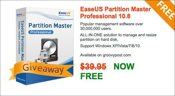 partition master professional review