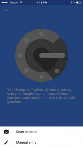 How to Use the Microsoft Authenticator App for iOS