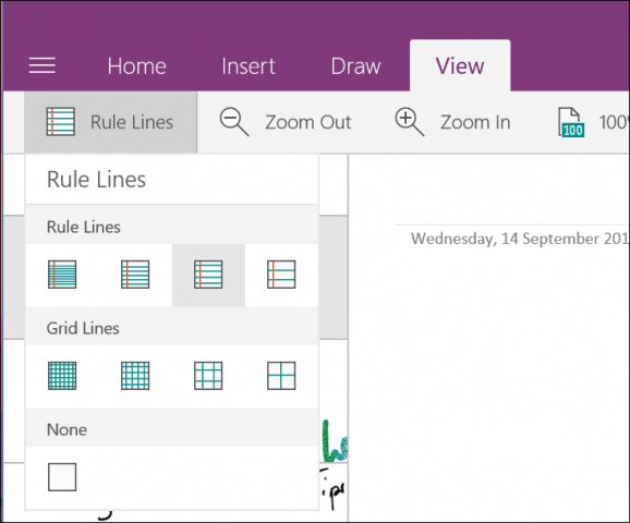 Drawing Lines In Onenote : Back to school tips for students using microsoft onenote