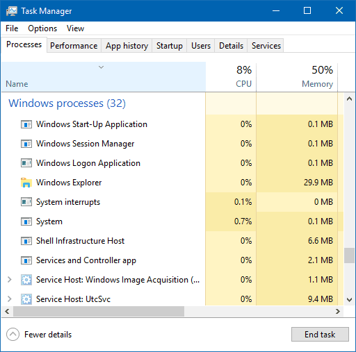 What is NisSrv exe Process in Windows and Why is it Running?