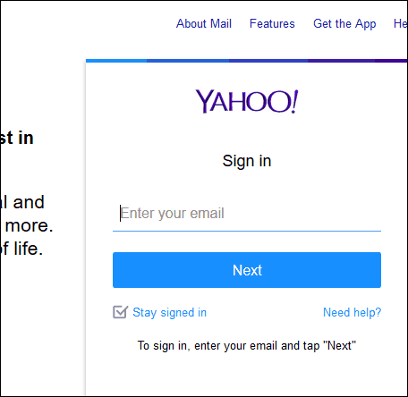 Update your Password NOW - Yahoo! Confirms Data Breach of 500