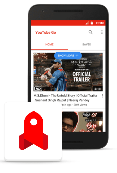 Youtube Go L Application Officielle Pour Télécharger Les: Google Creates New Data Saving App Called YouTube Go