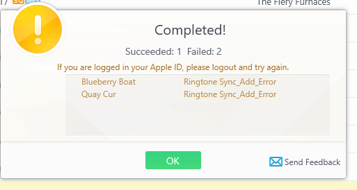 if you are logged in your apple id, please logout and try again