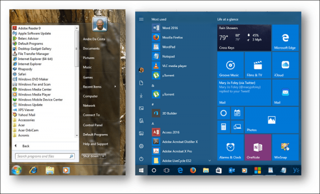 Tutorial: The Window 7 User's Guide to Getting the Most Out of Windows 10
