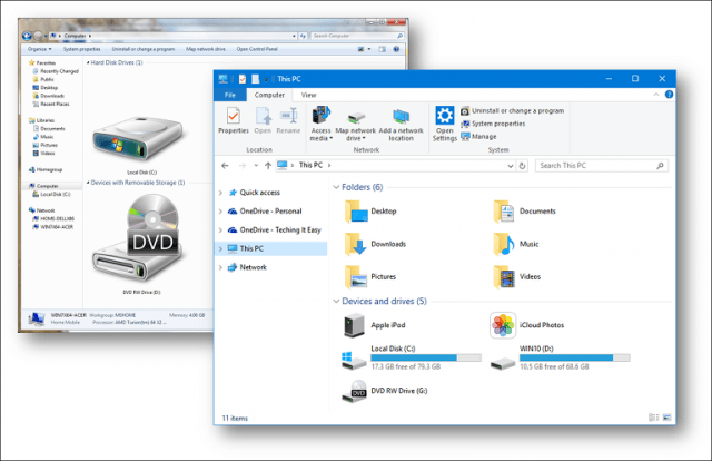 computer-environment