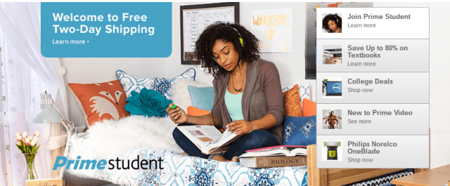 amazon prime student review