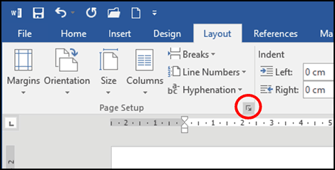 How to Create Booklets Using Microsoft Word 2016