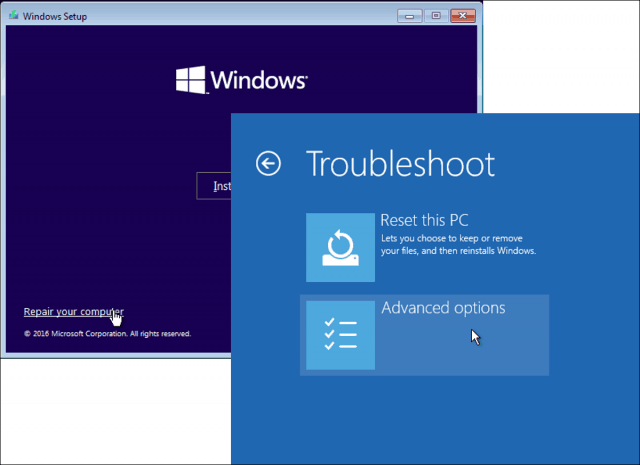Windows 10 Won\u0027t Boot? Fix it with Startup Repair and BootRec Commands