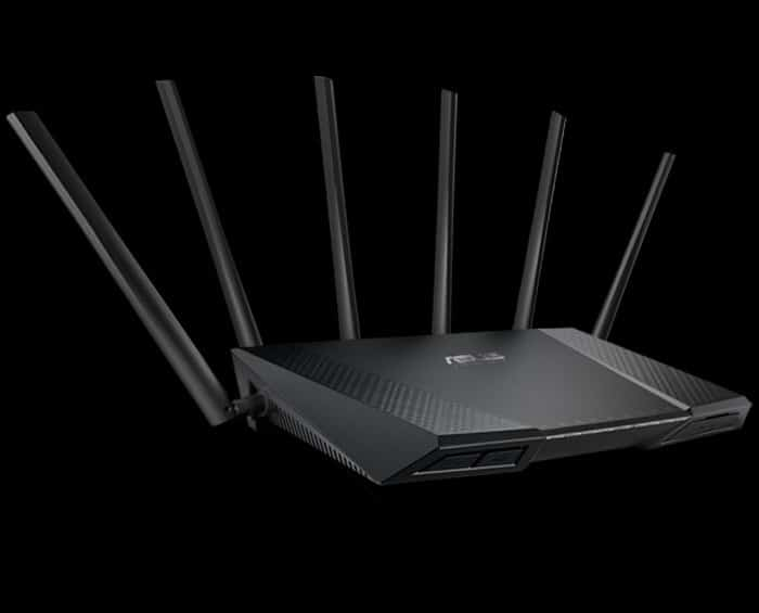 Check out my new asus rt ac3200 router unboxing setup and i got myself a new router its faster has some sweet parental controls and looks like a spider when you turn it upside down whats not to love greentooth Images