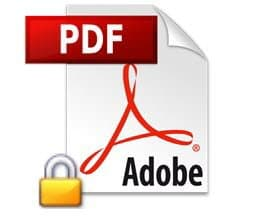 How To Password Protected Pdf Files