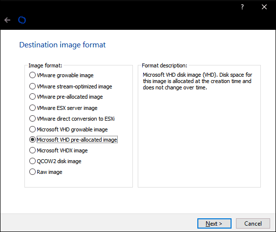 How to Migrate VirtualBox VMs to Windows 10 Hyper-V