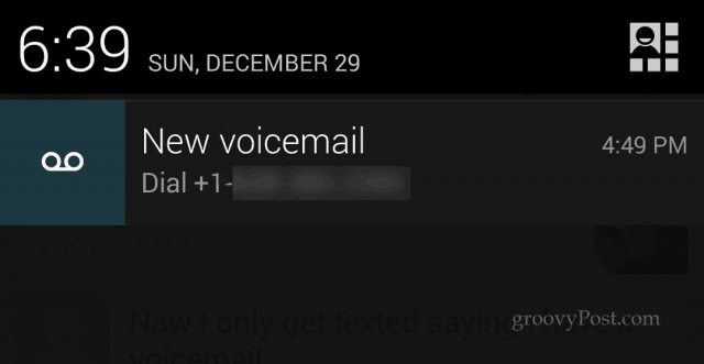 Remove the Annoying Voicemail Notification on Android