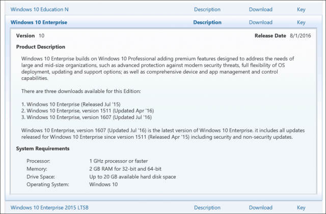 key for windows 10 pro 64 bit