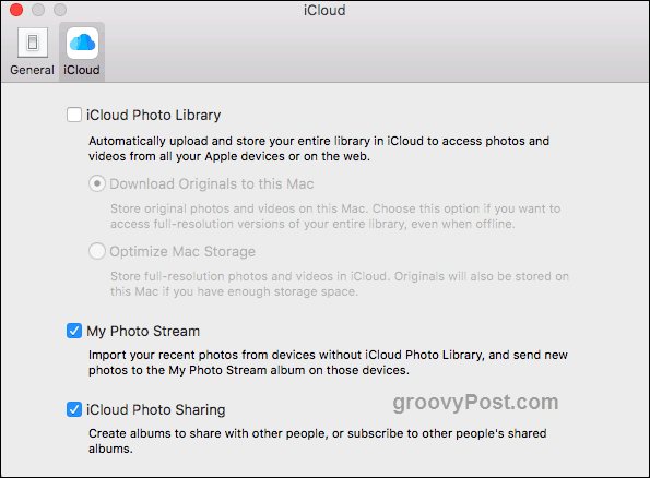 What happens to My Photo Stream when you enable iCloud Photo Library?