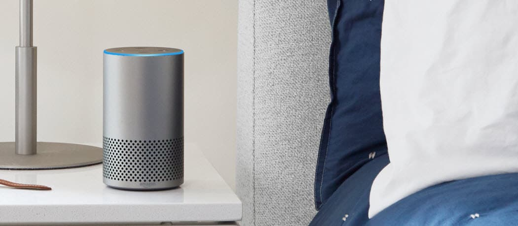 Amazon Echo Tip: Pair a Bluetooth Mobile Device