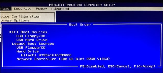 BIOS/UEFI Setup Guide: Boot from a CD, DVD, USB Drive or SD Card