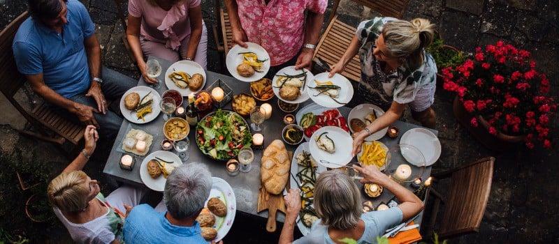 dîner-santé-entre-amis