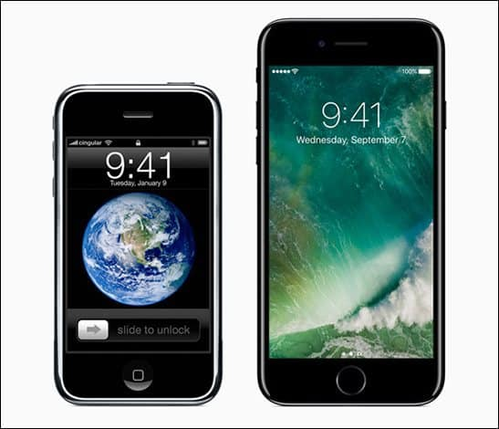 iPhone, 10th anniversary, Apple, smartphone