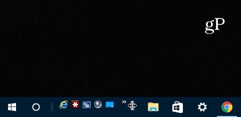 move toolbars